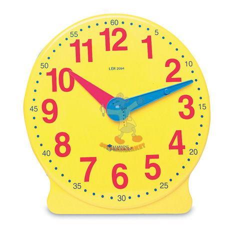 Demonstrační hodiny pro učitele (analogové)