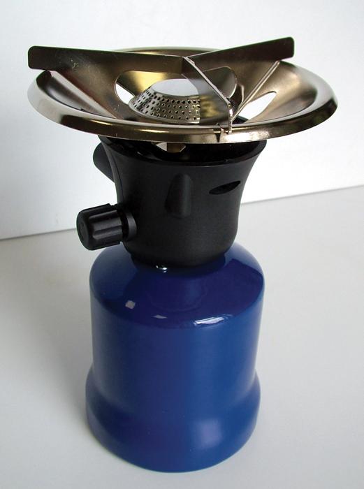 Laboratorní plynový hořák