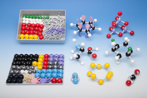 Anorganická/organická chemie – učitelská sada