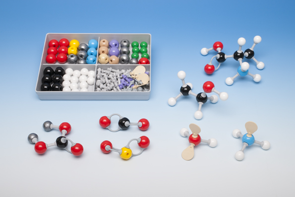Anorganická/organická chemie – studentská sada