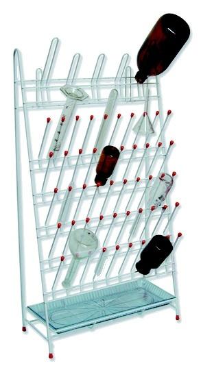 Odkapávač na laboratorní nádobí