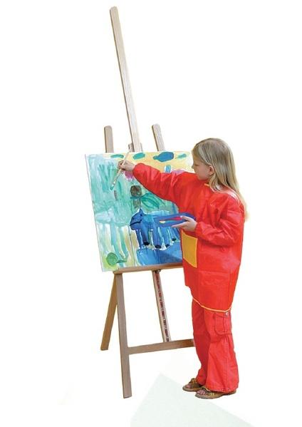 Dětský malířský stojan