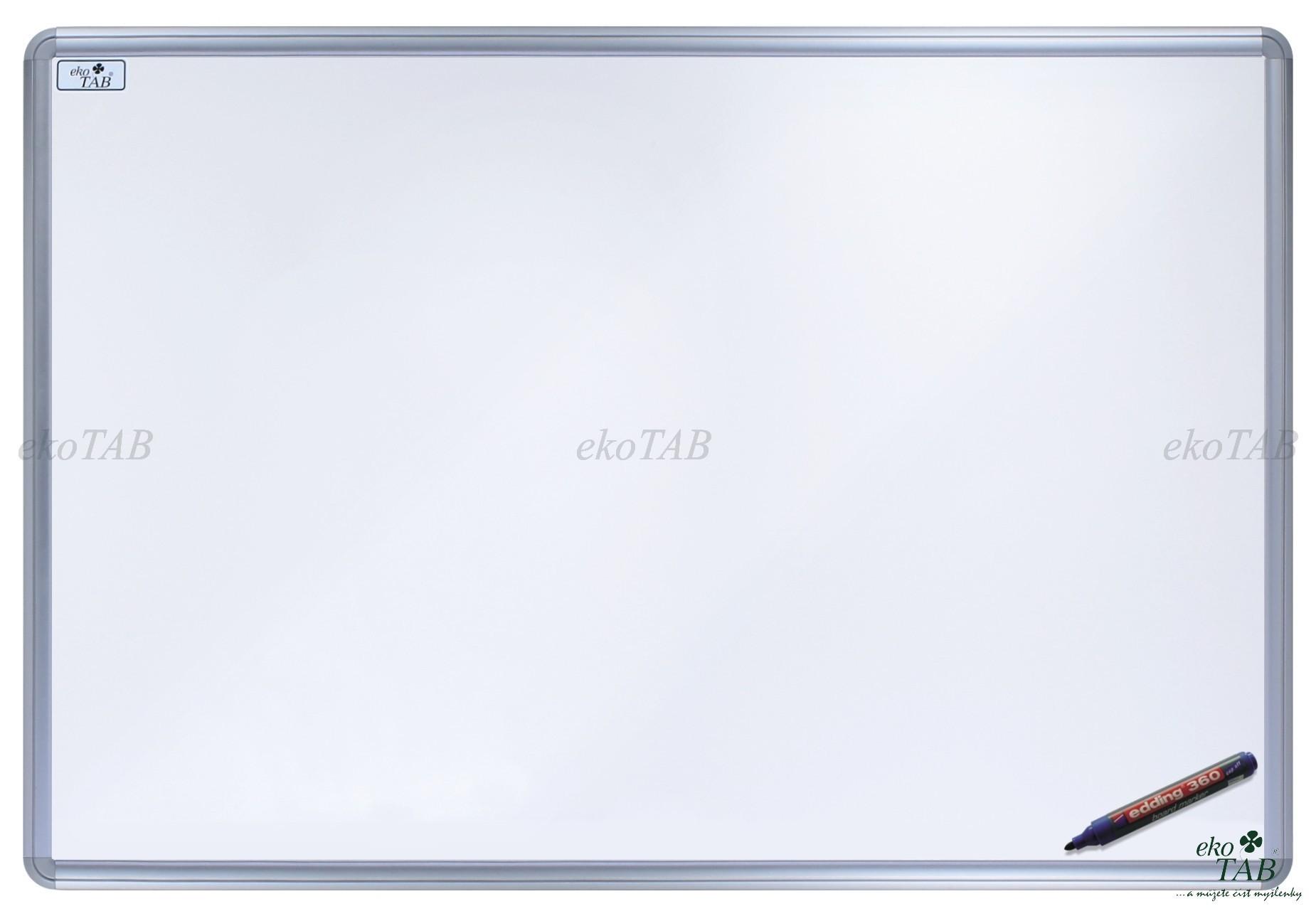 Jednodílná keramická tabule pro popis fixem - MANAŽER K